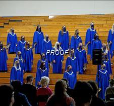 Concert choir sopranos full group
