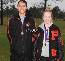 XC David Johnston and Abby Syverson
