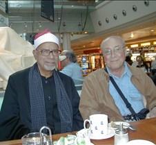 With SUFI Sheik Muhammad al-Hilbawi78