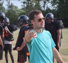 FB coach Beachy