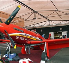 #4 Dego Red  North American P-51