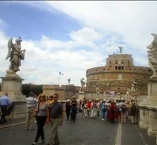 Rome-Castel Degli Angeli