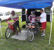 Glen Brown, Kristy Dulaj and Tim Murray