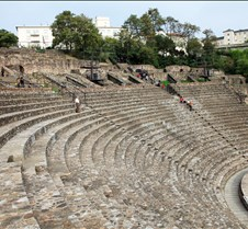 Roman-era Theatre, Lyon, France