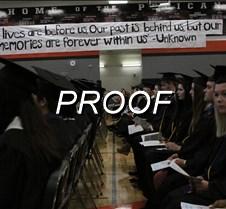 graduates sign