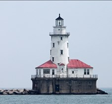 Chicago Breakwater Lighthouse