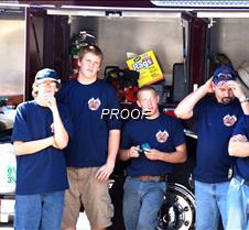 Firemen guys