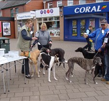 2012_04_22 - Daz Rescued Racers returnee Daz with his new owner Phil. Phil and Daz live in Newport and Phil is a brother-in-law to Lynn who owns Samina.