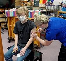 MAS vaccination clinic