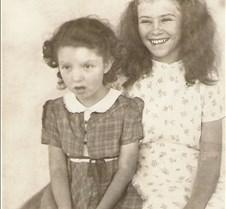 Lorraine and friend