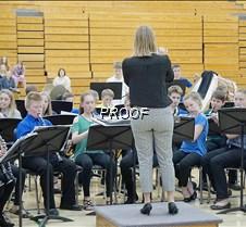 Sixth grade band