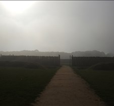 Entrance to the Henge