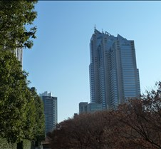 Shinjuku Park Tower Building