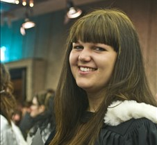 Caitlin Graduation 22-05-2012