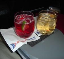 AA 2272 - Drinks