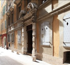 Palais Lascaris – Old Town, Nice, France