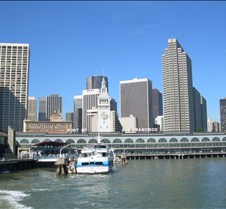 Departing Port of SF