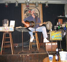 Steven Neil at Ricks Bar