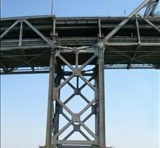 Portion of Bridge Collapse in '89 Quake