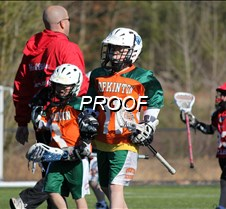 04/03/11 - U11 Orange vs. Holliston