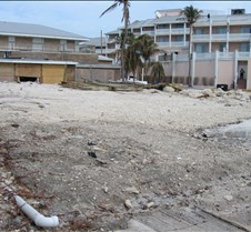 What used to be The Sands