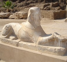 A sphinx in Hypo. Hall