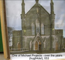 30, One of Michael Projects - over the y