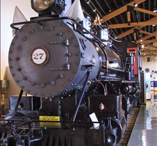 Virginia & Truckee RR Loco No 27