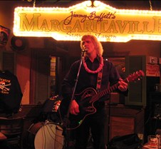 Joe Bennett at Margaritaville