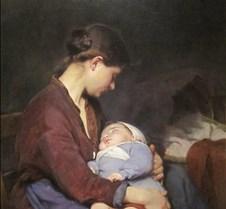 La Mere-Elizabeth Nourse-1888-Cincinnati