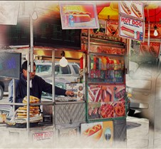 hotdog vendor ny