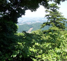 View off Takao after lift 2