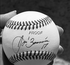 Signed Ball