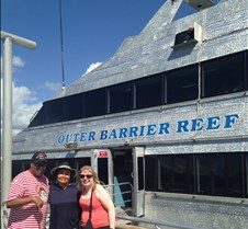 Tour of Barrier Reef