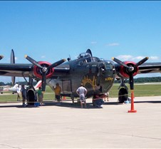 The only flying B-24 in the world