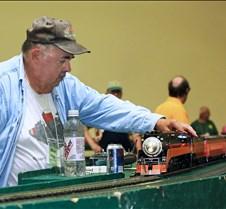 Ron Bacon & His Daylight Locomotive