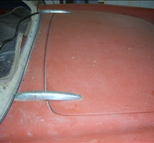 Alfa-trunk Very solid trunk area. Pics taken 2/7/09.