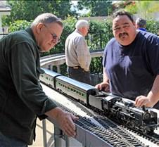 Jim Gabelich Admires Raul Barille's C-57