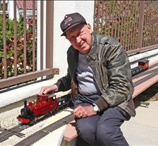 John Coughran and His 0-6-2 Argyll Loco
