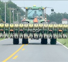 harvesting road safety