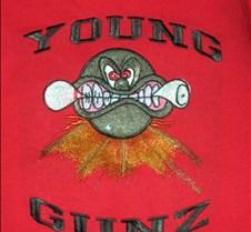 bowling shirt back design