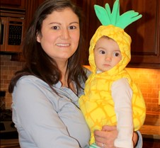 Halloween 2019 Andersyn's first Halloween.  With scenes from Bryson's Lawson's Creek home, where usually 100's of kids visit.  But storms around area kept numbers down to less than 80.  Jeremy made most of his second Halloween.  And Andersyn and Mike enjoyed their first.