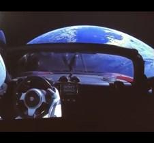 Starman Camera View