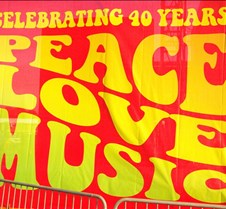 Woodstock 40th Anniversary Tribute