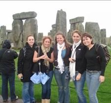 group at stonehenge