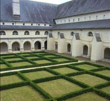 Abbaye le Fontevraud - Cloister Alternat