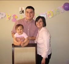 Saige's 1st Birthday