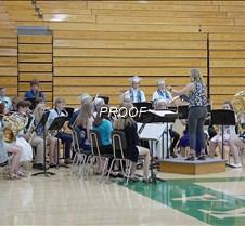 MAHS band, senior song