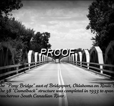 DSC04814  Pony Bridge BW