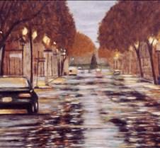 Rain on Main Street